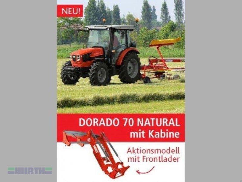 Traktor des Typs Same Dorado 70 Natural mit Frontlader, Neumaschine in Buchdorf (Bild 2)