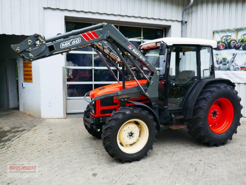 Traktor a típus Same Dorado 70A inkl. Frontlader, Gebrauchtmaschine ekkor: Dorfen (Kép 1)