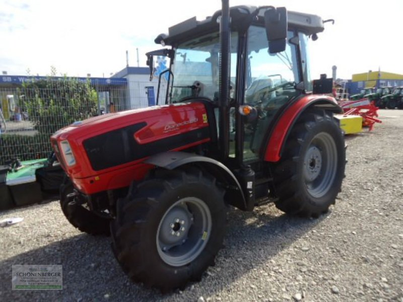 Traktor a típus Same Dorado Natural 80, Neumaschine ekkor: Steisslingen (Kép 1)