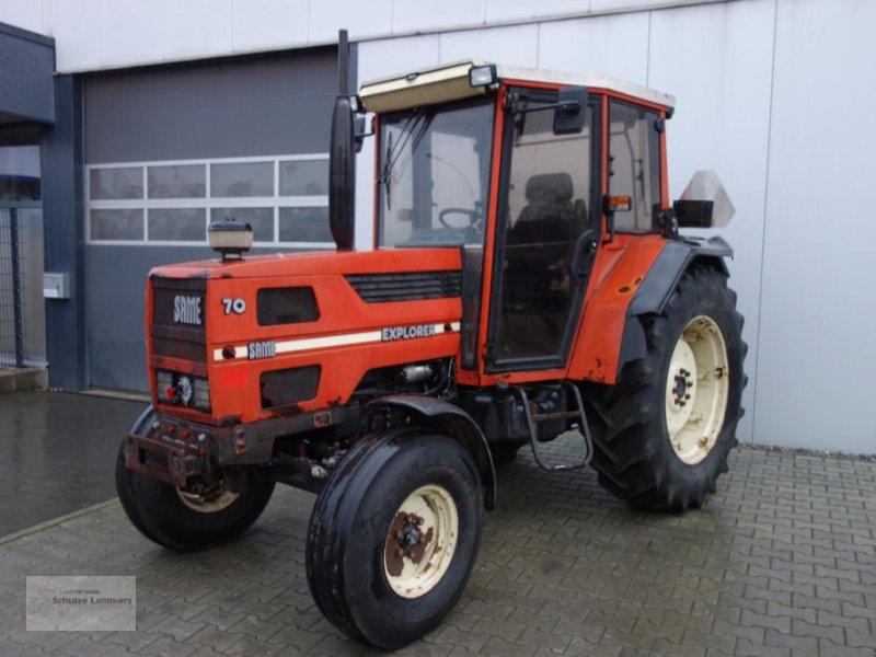 Traktor del tipo Same Explorer 70, Gebrauchtmaschine en Borken (Imagen 1)