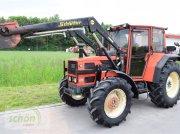 Traktor des Typs Same Explorer 75 mit Frontlader und Servolenkung, Gebrauchtmaschine in Burgrieden