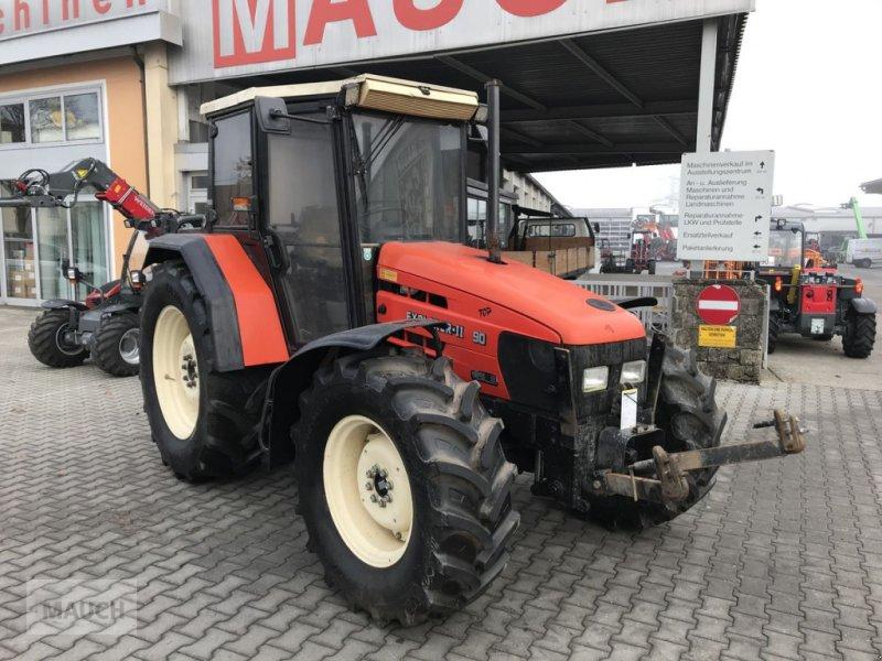 Traktor des Typs Same Explorer 90 DT I Originalkab., Gebrauchtmaschine in Burgkirchen (Bild 1)