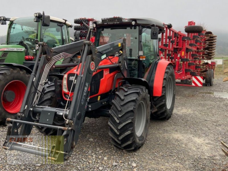 Traktor des Typs Same Explorer³ 90 DT, Gebrauchtmaschine in Vachdorf (Bild 1)