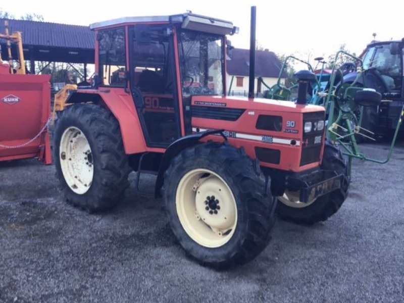 Traktor типа Same explorer 90, Gebrauchtmaschine в les hayons (Фотография 1)