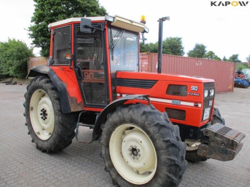 Traktor типа Same Explorer-ll, Gebrauchtmaschine в Østbirk (Фотография 1)