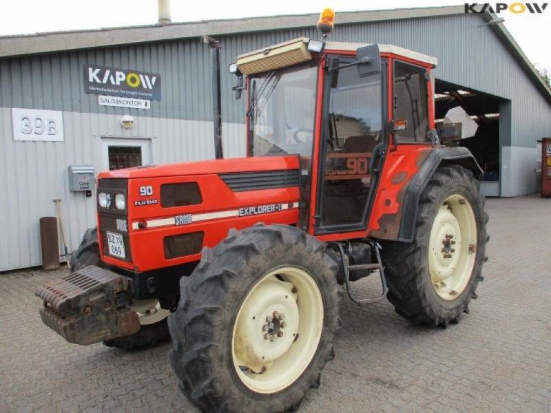Traktor типа Same Explorer-ll, Gebrauchtmaschine в Østbirk (Фотография 2)