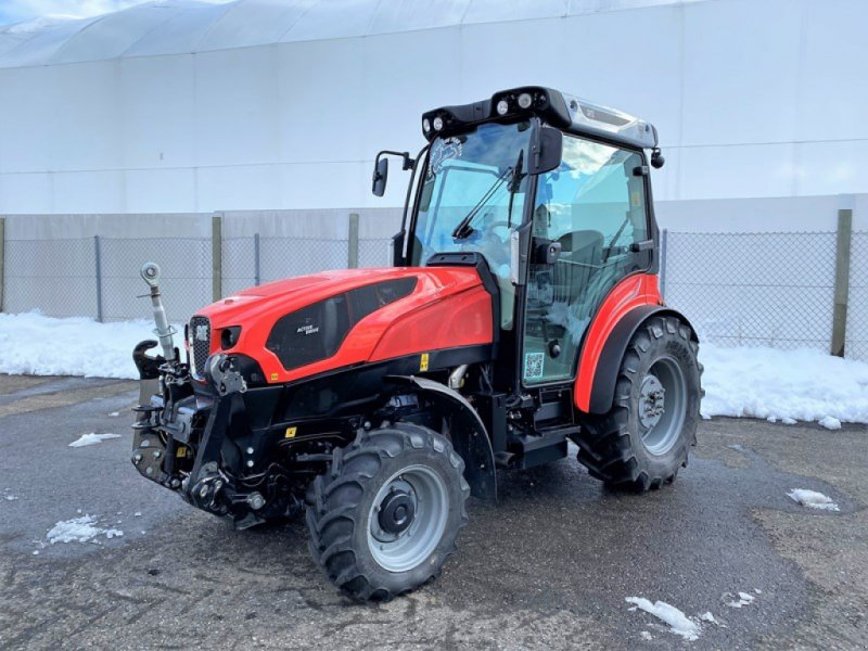 Traktor des Typs Same Frutteto 115 S CVT, Ausstellungsmaschine in Schwarzenbach (Bild 1)