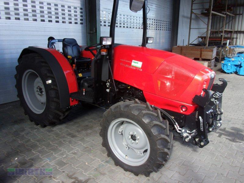 Traktor des Typs Same Frutteto 70 Natural mit Frontkraftheber Schmalspur -, Neumaschine in Buchdorf (Bild 1)