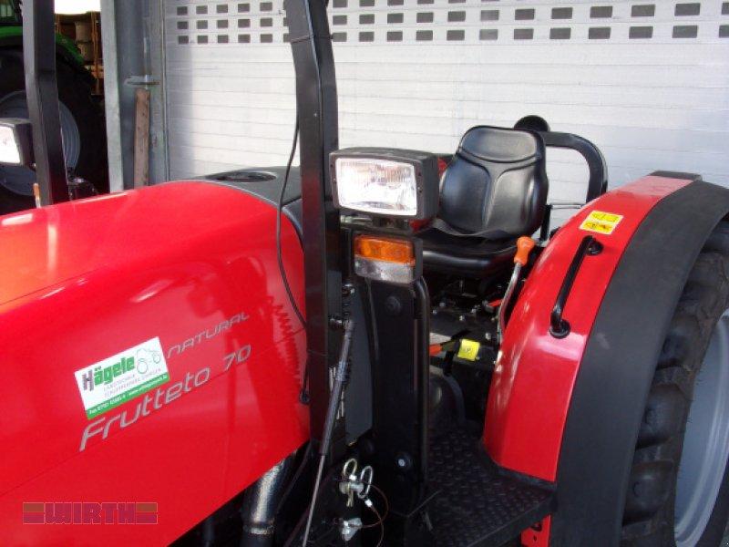 Traktor des Typs Same Frutteto 70 Natural mit Frontkraftheber Schmalspur -, Neumaschine in Buchdorf (Bild 14)