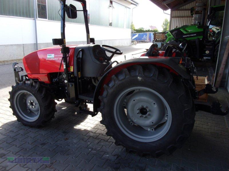 Traktor des Typs Same Frutteto 70 Natural mit Frontkraftheber Schmalspur -, Neumaschine in Buchdorf (Bild 15)