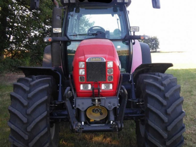 Traktor типа Same Iron 110, Gebrauchtmaschine в Niederhosenbach (Фотография 1)