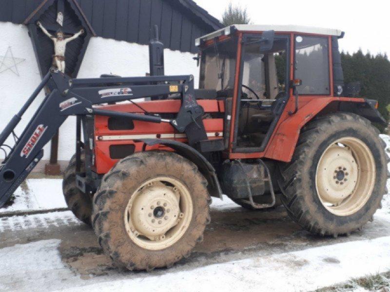 Traktor des Typs Same Laser 100, Gebrauchtmaschine in Aidenbach (Bild 1)