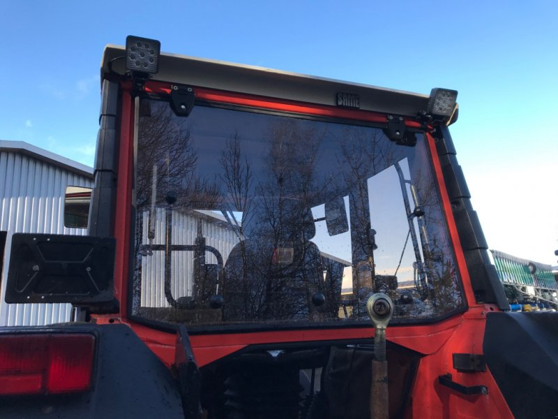 Traktor des Typs Same Laser 110 VDT, Gebrauchtmaschine in Donaueschingen (Bild 3)