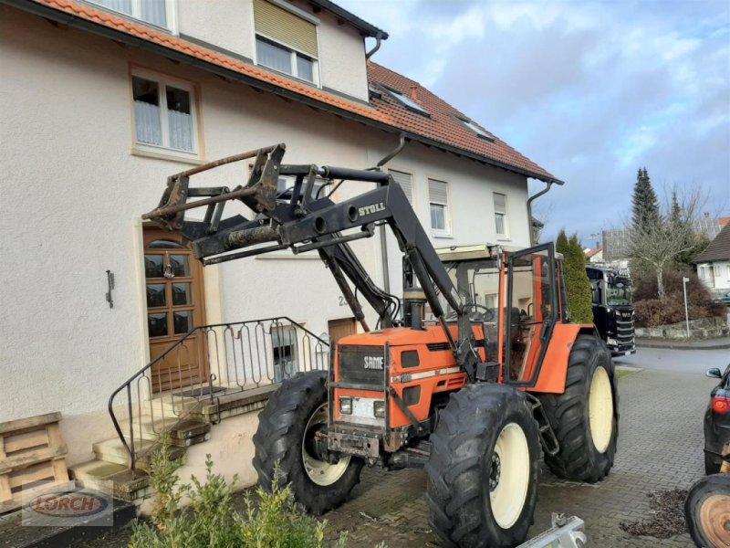 Traktor des Typs Same Laser 130 VDT, Gebrauchtmaschine in Trochtelfingen (Bild 1)