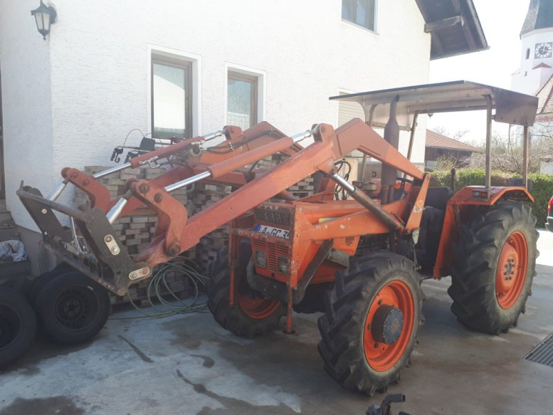 Traktor des Typs Same Leone 75 DT, Gebrauchtmaschine in Leberskirchen (Bild 1)