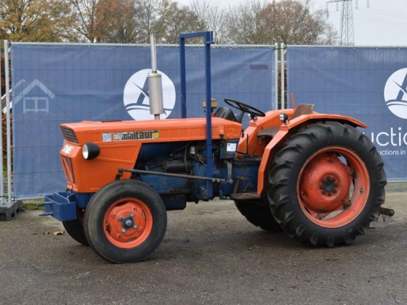 Traktor des Typs Same Mini Tauro 50, Gebrauchtmaschine in Antwerpen (Bild 1)