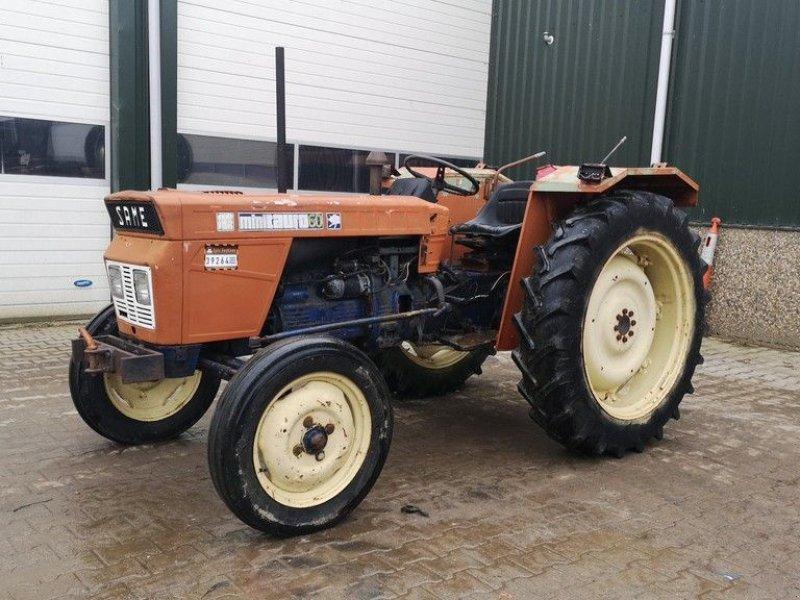 Traktor des Typs Same Mini Tauro 60, Gebrauchtmaschine in Leende (Bild 1)