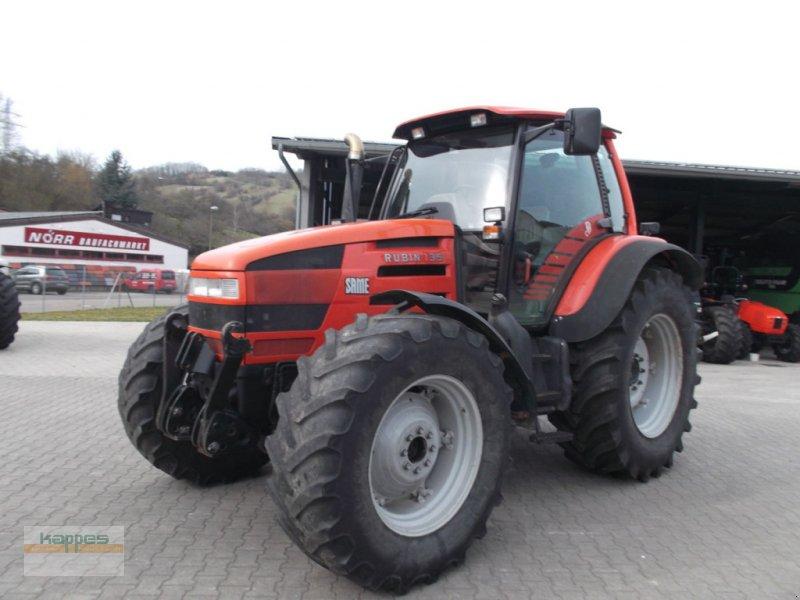 Traktor des Typs Same Rubin 135 DT, Gebrauchtmaschine in Niederstetten (Bild 1)
