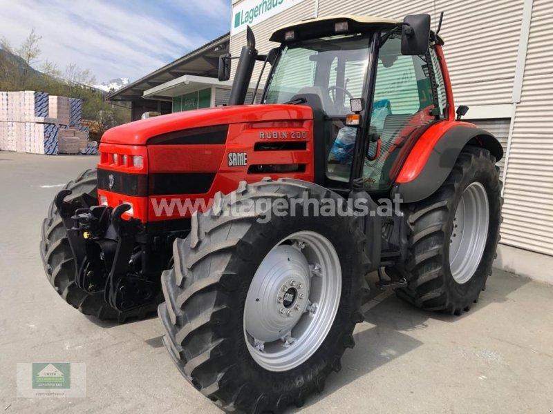 Traktor des Typs Same RUBIN 200, Gebrauchtmaschine in Klagenfurt (Bild 1)