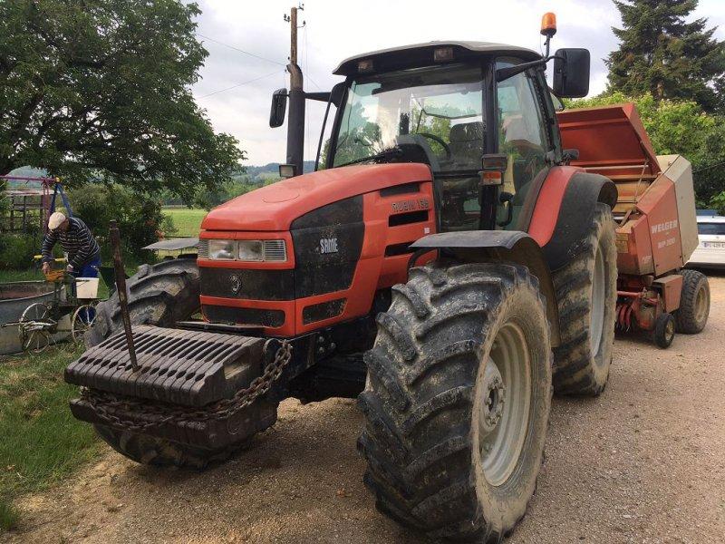Traktor des Typs Same RUBIN135, Gebrauchtmaschine in VILLENEUVE DE RIVIERE (Bild 1)