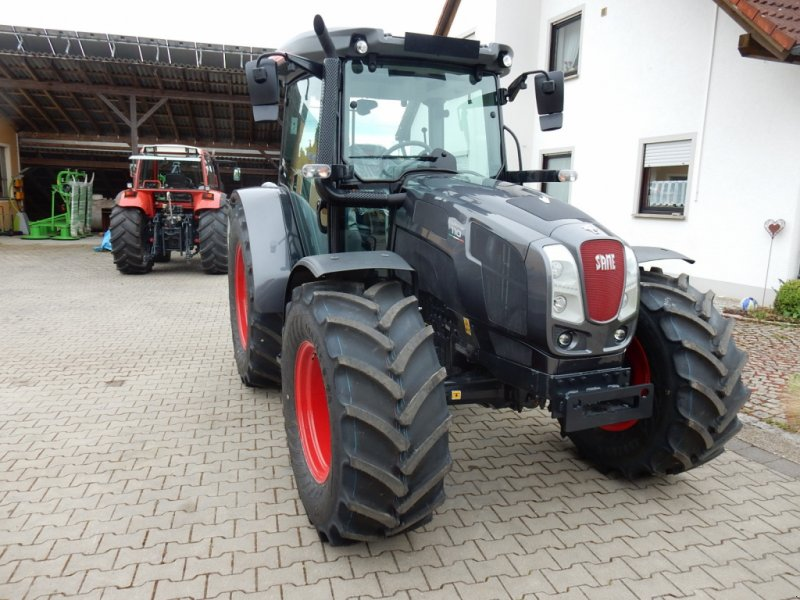 Traktor des Typs Same Same Explorer 110 MD/GS - Druckluftanlage EHR, Neumaschine in Langfurth (Bild 2)