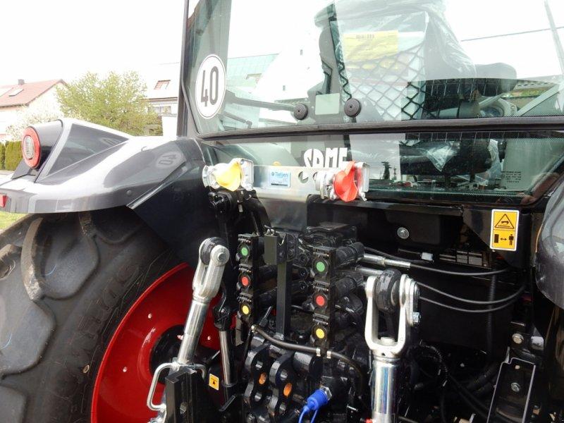 Traktor des Typs Same Same Explorer 110 MD/GS - Druckluftanlage EHR, Neumaschine in Langfurth (Bild 4)