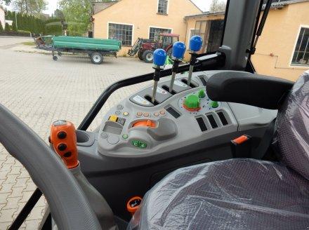 Traktor des Typs Same Same Explorer 110 MD/GS - Druckluftanlage EHR, Neumaschine in Langfurth (Bild 8)