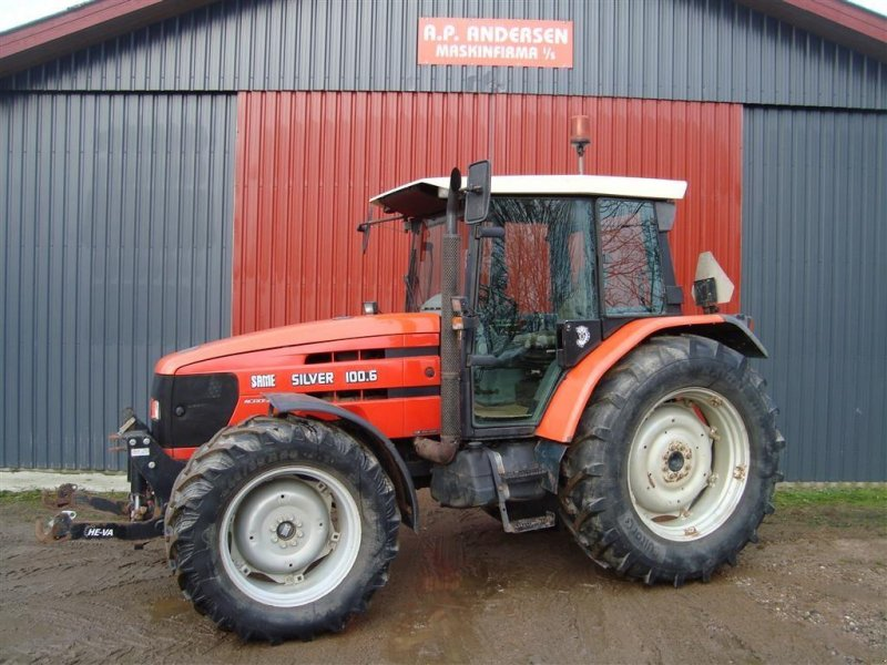 Traktor des Typs Same Silver 100.6, Gebrauchtmaschine in Brørup (Bild 1)