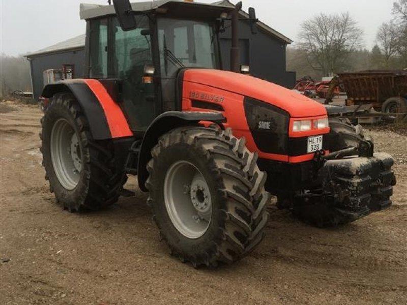 Traktor des Typs Same Silver 130, Gebrauchtmaschine in Odense SV (Bild 1)