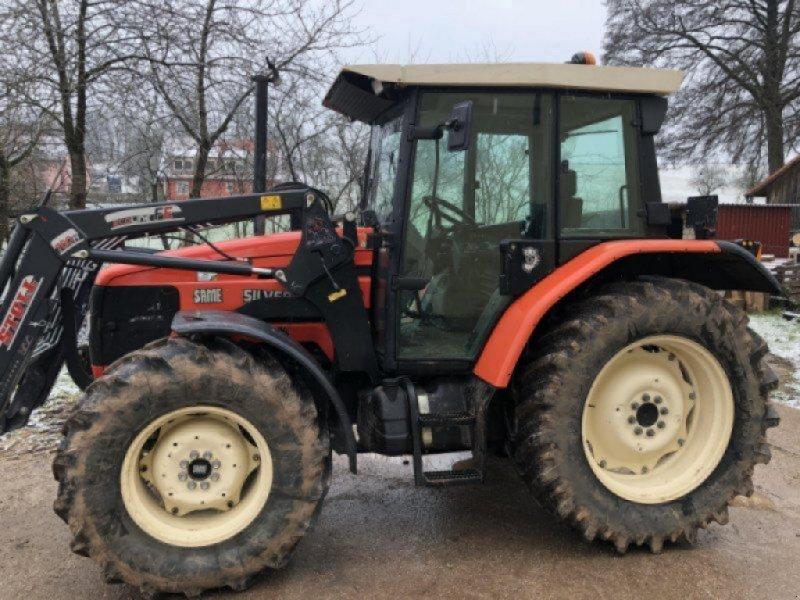 Traktor des Typs Same Silver 80, Gebrauchtmaschine in Cadolzburg  (Bild 1)