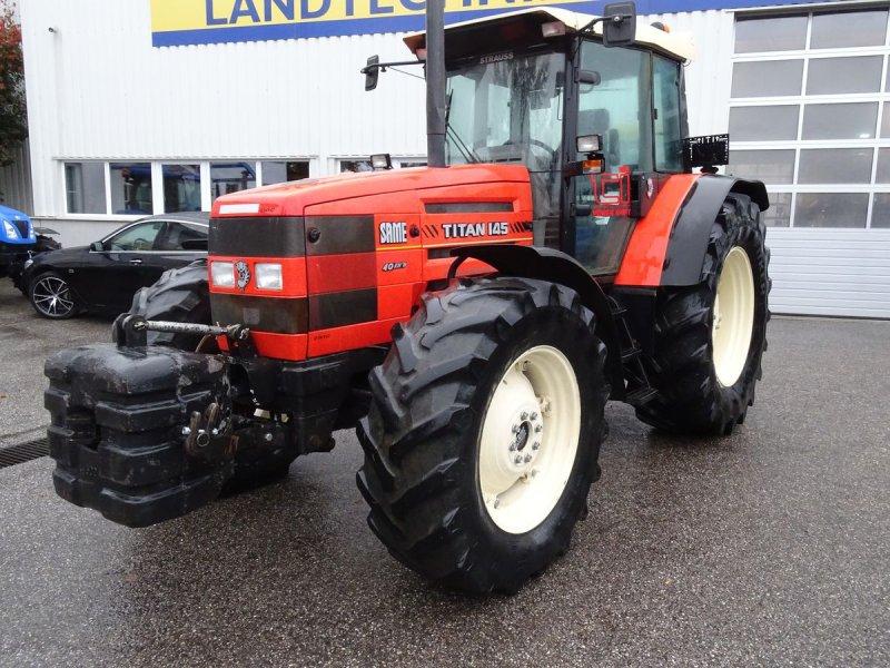 Traktor des Typs Same Titan 145 DT, Gebrauchtmaschine in Burgkirchen (Bild 1)