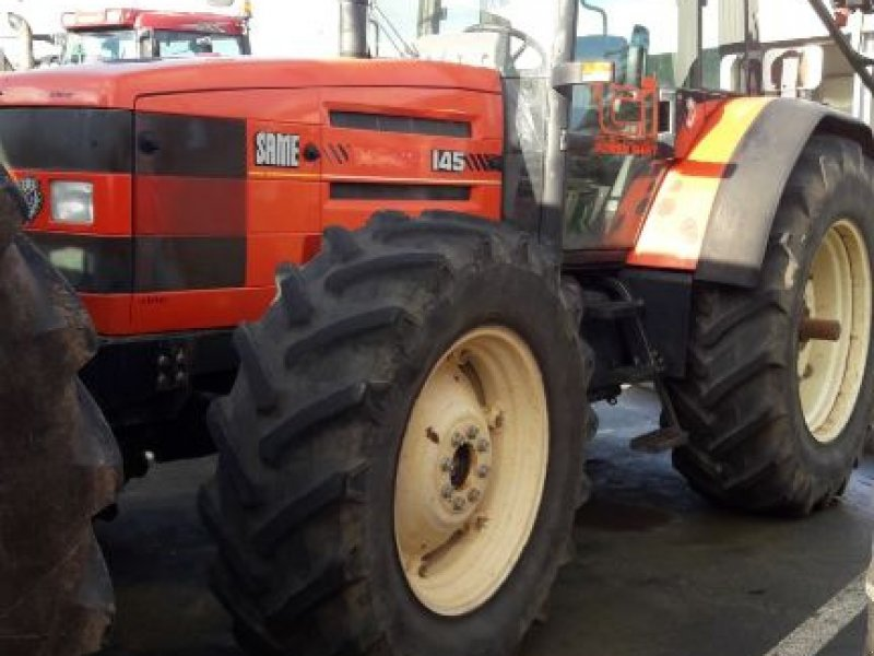 Traktor типа Same TITAN 145, Gebrauchtmaschine в SAINT LOUP (Фотография 1)
