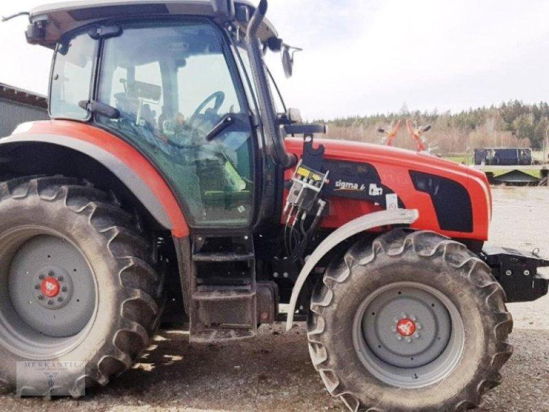 Traktor типа Same Virtus 110 DT + Frontlader, Gebrauchtmaschine в Pragsdorf (Фотография 1)