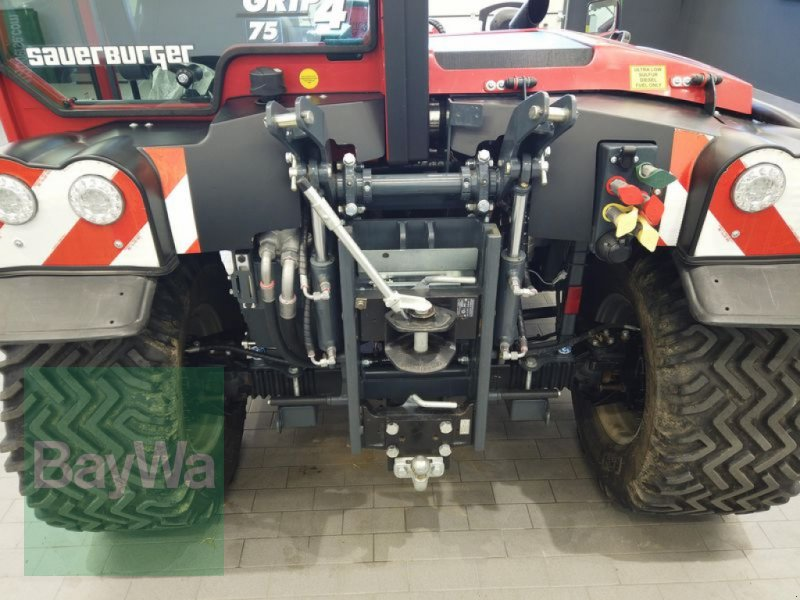 Traktor des Typs Sauerburger GRIP 4-75 STANDARD, Gebrauchtmaschine in Manching (Bild 13)