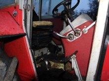 Schlüter 1050 Traktor