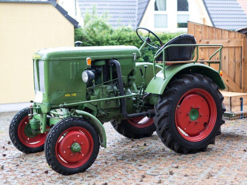 Traktor des Typs Schlüter ASL 130, Gebrauchtmaschine in Ferchesar (Bild 1)