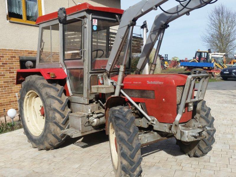 Traktor a típus Schlüter Compact 850 V, Gebrauchtmaschine ekkor: Reuth (Kép 1)