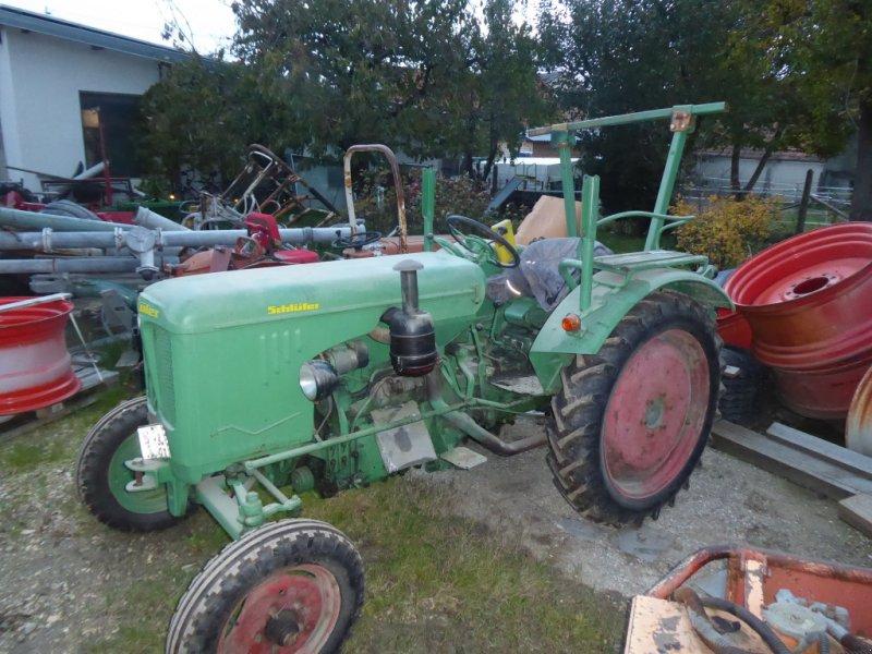 Traktor типа Schlüter RSM 250, Gebrauchtmaschine в Marxheim (Фотография 1)