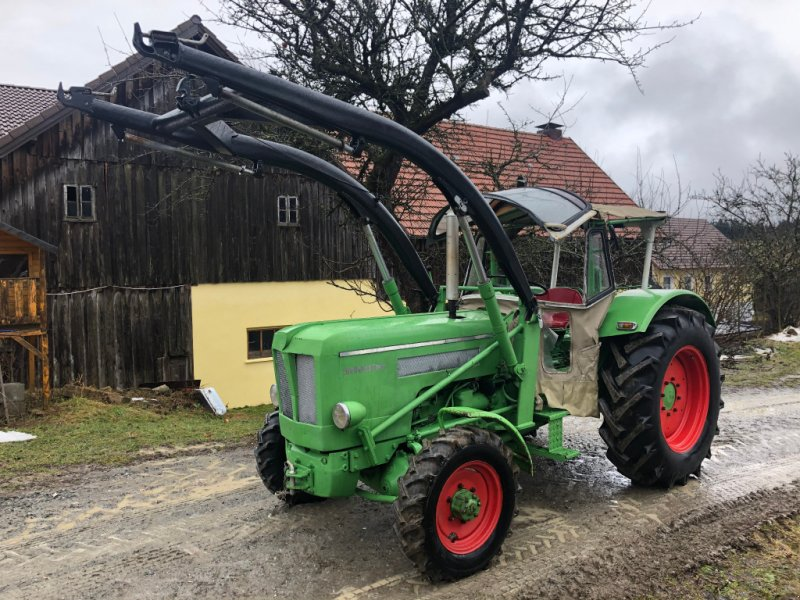 Traktor a típus Schlüter SF 4500 VS, Gebrauchtmaschine ekkor: Bischofsgrün (Kép 1)