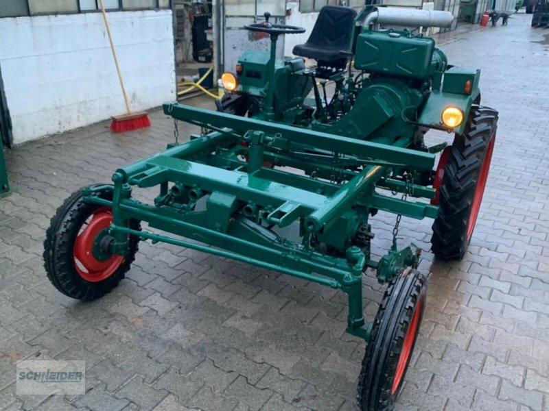 Traktor типа Schneider GT 21 D, Gebrauchtmaschine в Herrenberg - Gueltstein (Фотография 1)