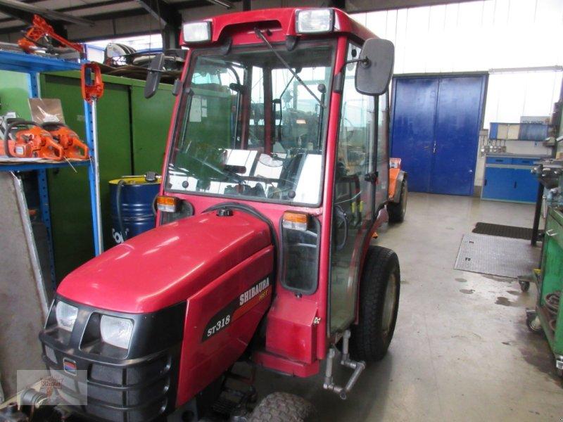 Traktor типа Shibaura ST 318 HST, Gebrauchtmaschine в Remchingen (Фотография 1)