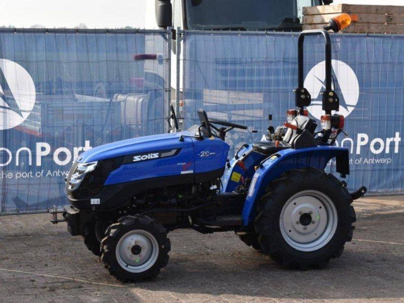 Traktor des Typs Solis 2020, Gebrauchtmaschine in Antwerpen (Bild 1)