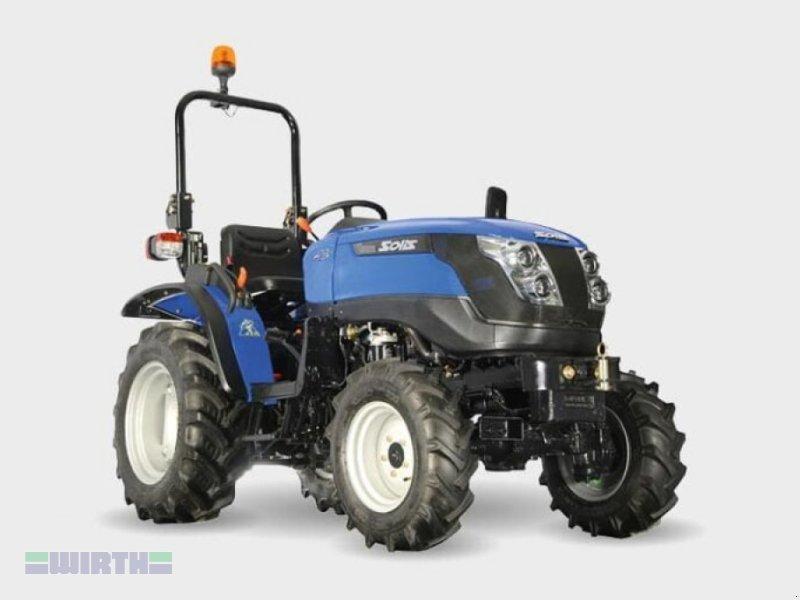 Traktor des Typs Solis 26 HP  Mehrzweck -, Neumaschine in Buchdorf (Bild 1)
