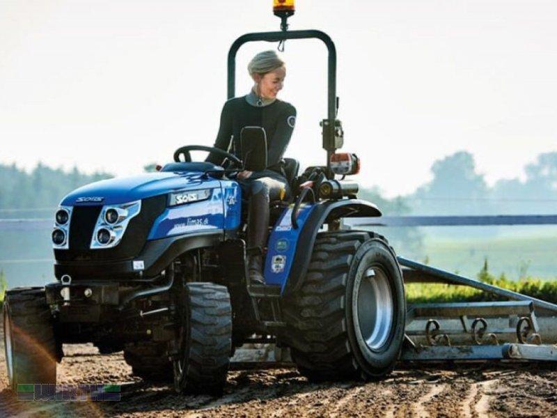Traktor des Typs Solis 26 HP  Mehrzweck -, Neumaschine in Buchdorf (Bild 3)