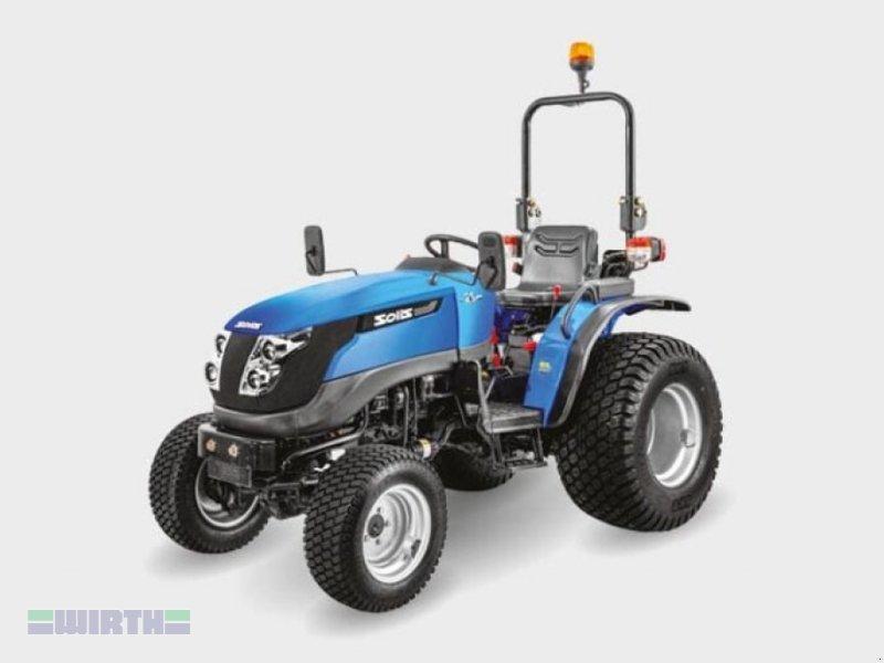 Traktor des Typs Solis 26 HP  Mehrzweck -, Neumaschine in Buchdorf (Bild 2)