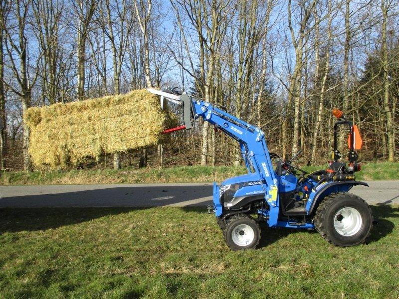 Traktor des Typs Solis 26 Med frontlæsser på, Gebrauchtmaschine in Lintrup (Bild 1)