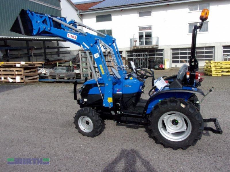 """Traktor типа Solis 26 """"mit Frontlader"""", Neumaschine в Buchdorf (Фотография 1)"""