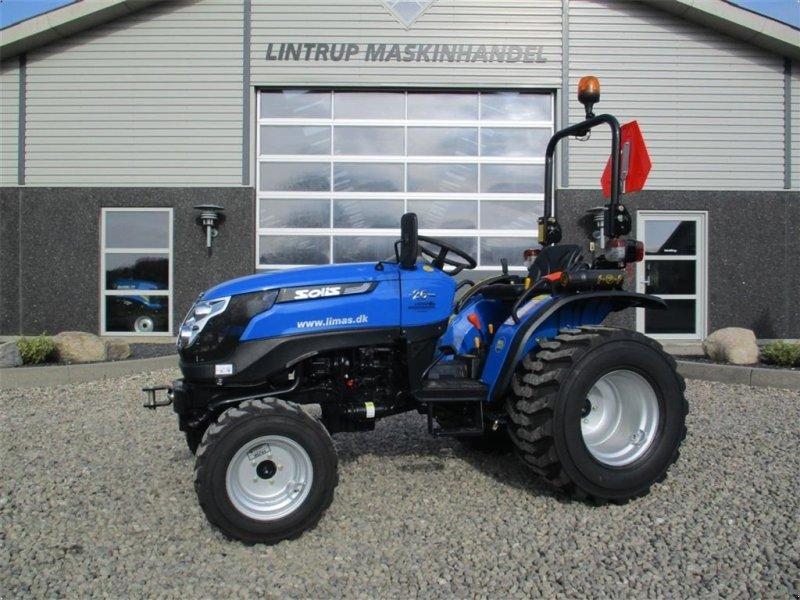 Traktor des Typs Solis 26 Servostyrring og Industri hjul, Gebrauchtmaschine in Lintrup (Bild 1)