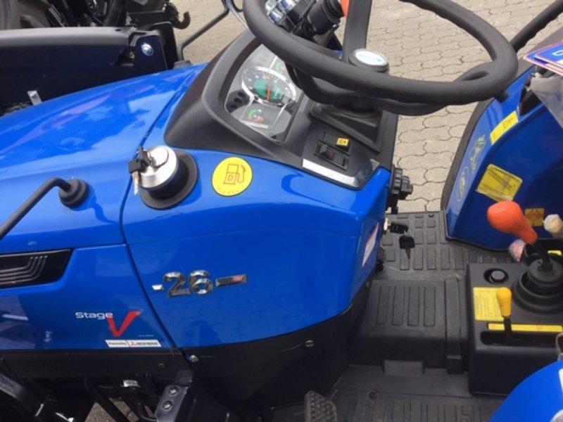 Traktor des Typs Solis 26, Neumaschine in Ampfing (Bild 7)