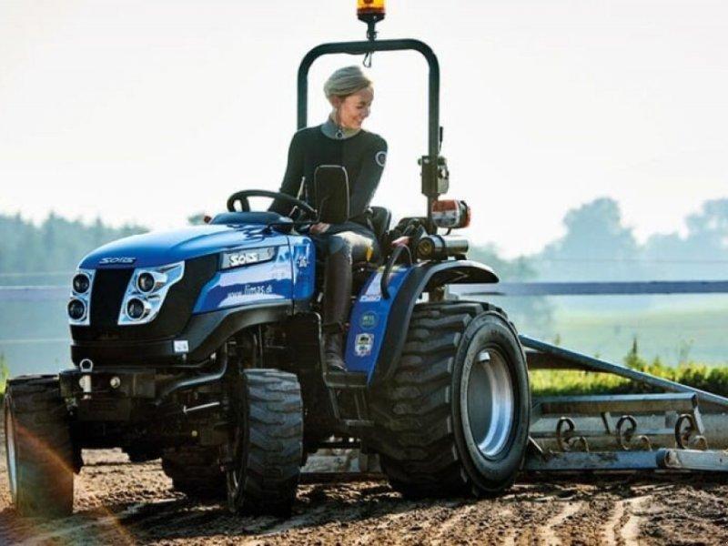 Traktor des Typs Solis 26, Neumaschine in Beimerstetten (Bild 1)